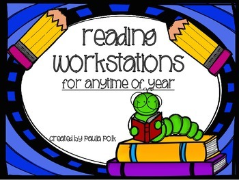 Reading Stations for Anytime of Year