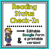 Reading Status Check-In: A Google Resource