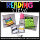 Reading Stems- Comprehension & Reading Strategies