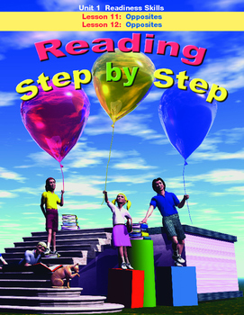Reading Step by Step Readiness Skills Lessons 11 and 12