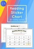 Reading Sticker Chart Set