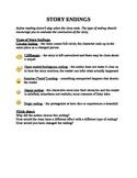 Close Reading - Story Endings Mini-lesson