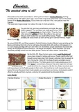 Reading Strategies - The History of Chocolate