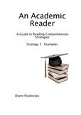 Reading Strategies: 3. Examples