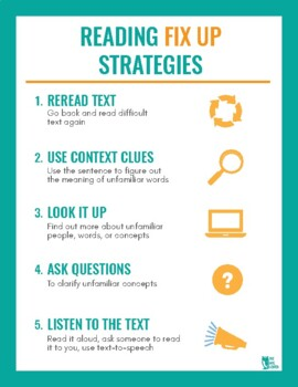 Reading Strategies