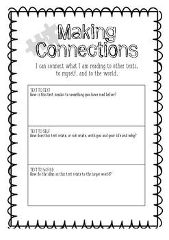 Reading Strategies Activities