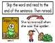 Reading Strategies Animal Visuals