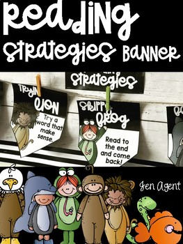 Reading Strategies {Banner}