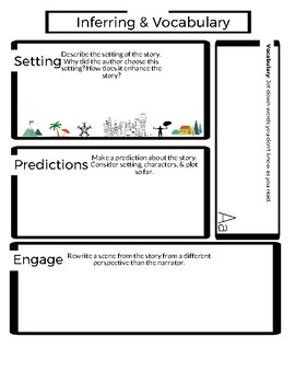Reading Strategies!! Before, During and After Reading!