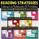 Reading Strategies Big Bundle: Notes, Practice, & Assessme