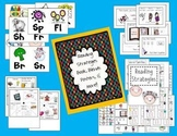 Reading Strategies Book, Blends Posters, & More!