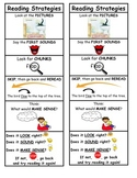 Reading Strategies Bookmark