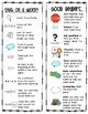 Reading Strategies Bookmark