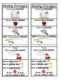 Reading Strategies Bookmark & Anchor Chart