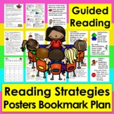 Reading Strategies Posters & Bookmark & Lesson Plan
