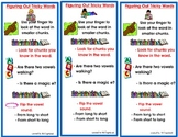 Reading Strategies Bookmark- What To Do When Stuck On a Word