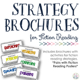 Reading Strategy Brochures {Fiction}