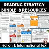Reading Strategies Activities Bundle