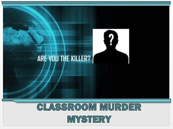 Reading Strategies Classroom Murder Mystery (PowerPoint Version)