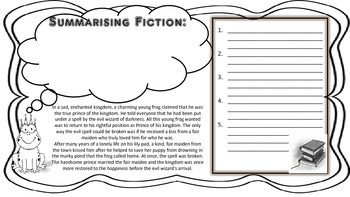 Reading Strategies Concepts Interactive Posters Assessment Activity