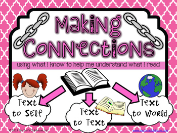 Reading Strategies: Connecting & Visualizing Unit from Teacher's Clubhouse