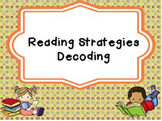 Reading Strategies Decoding