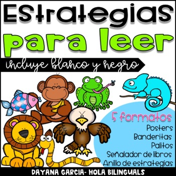 Reading Strategies- Decoding Spanish