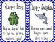 Reading Strategies {Decoding with Beanie Babies!} Blue Chevron