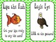Reading Strategies {Decoding with Beanie Babies!} Lime Gre
