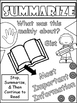 Reading Strategies: Doodle Notes