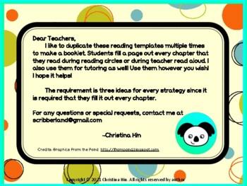 Reading Strategies Elementary