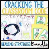 Reading Strategies Escape Room Bundle Cracking the Classroom Code®
