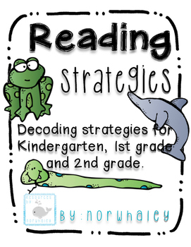 Reading Strategies FREEBIE