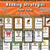 Reading Strategies Flash Cards  APT-001