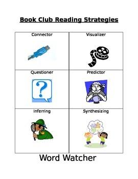 Reading Strategies Flipbook