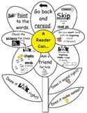 Reading Strategies Flower Part 1 (Portrait)