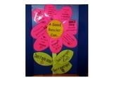 Reading Strategies Flower Part 2 (Landscape)