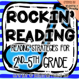 Reading Strategies Game for Grades 2-5