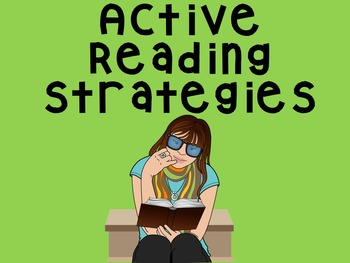 Reading Strategies, Get ACTIVE!