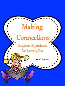 Reading Strategies Graphic Organizers