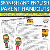 Reading Strategies Handout Spanish and English