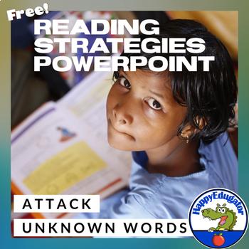 Reading Strategies PowerPoint FREE