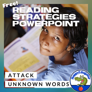 Reading Strategies PowerPoint FREE