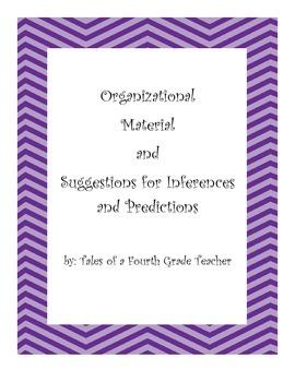 Reading Strategies- Infer/Predict