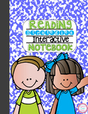 Reading Strategies Interactive Notebook