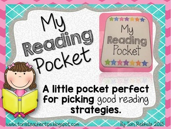 Reading Strategies Interactive Pocket {Guided Reading/Shared Reading}