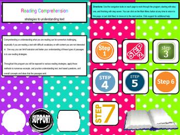 Reading Strategies Interactive PowerPoint