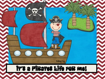 Reading Strategies: It's a Pirates Life for Me!