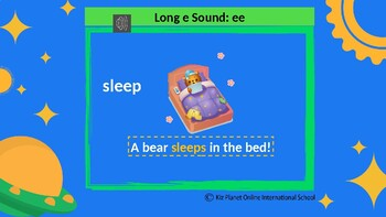 Reading: Lev 3 Wk 8: aw sound, ee long vowel sound