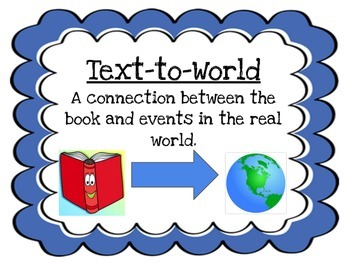 Reading Strategies Making Connections
